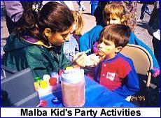 Malba Kids fun activities