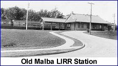 Old Malba Station of the LIRR